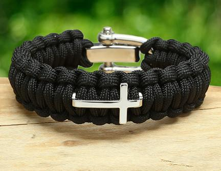 Regular Survival Bracelet™ - Cross