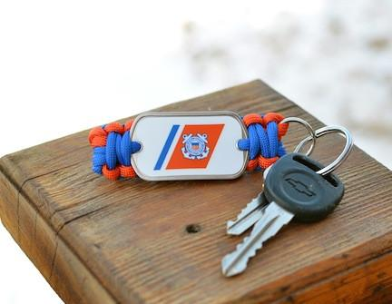 Key Fob - Officially Licensed - U.S. Coast Guard™