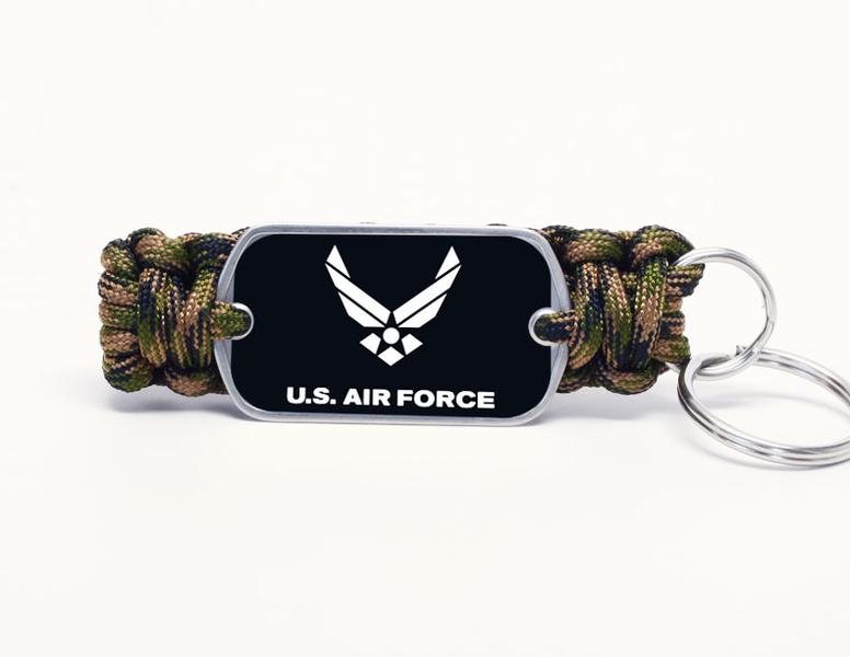 Key Fob - Officially Licensed - U.S. Air Force V2