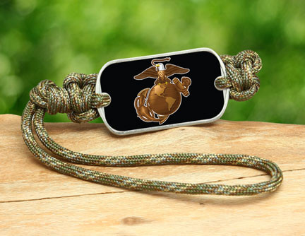 Gear Tag - Officially Licensed - USMC