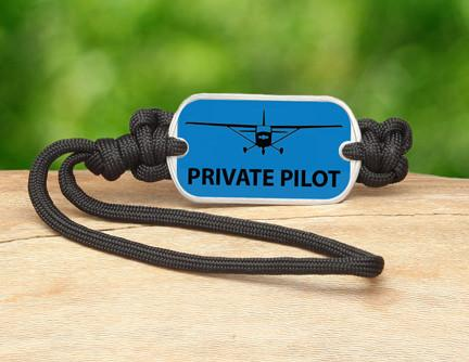 Gear Tag - Private Pilot Tag