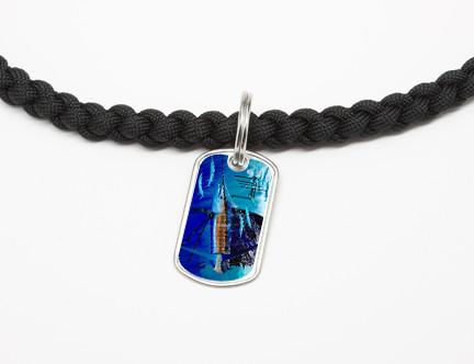 Necklace-Guy Harvey-Hound Dog