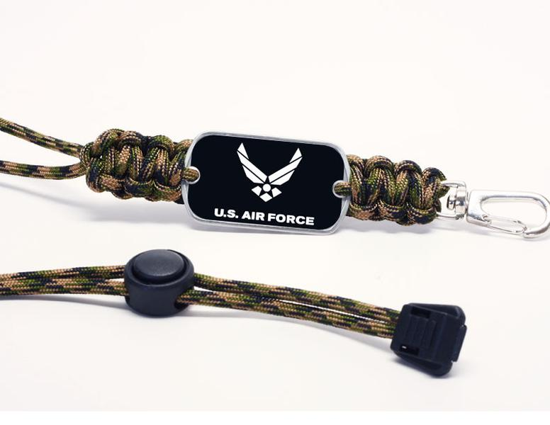 Neck ID Lanyard - Officially Licensed - U.S. Air Force V2